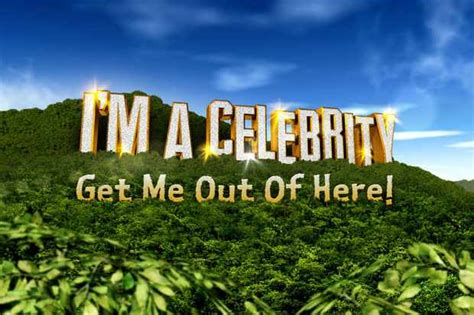 what time is im a celebrity on 2018 i m a celebrity 2018 full cast line up revealed radio times