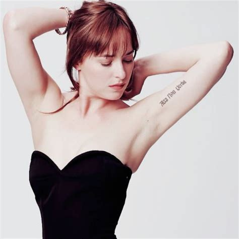 dakota johnson s arm tattoo 431 best images about arms up on pinterest katrina
