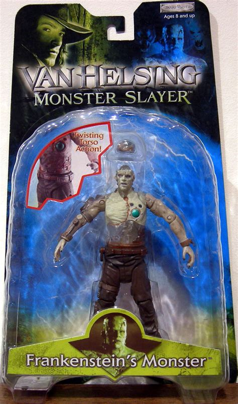Figure Frankenstein Vanhelsing frankensteins figure twisting torso helsing