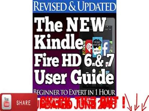 new kindle hd manual the complete user guide to master your kindle hd 8 10 newbie to expert books the new kindle hd 6 and 7 user guide beginner to