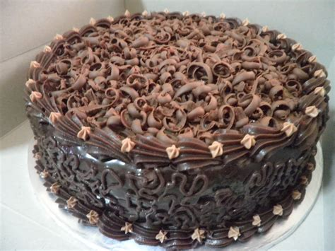 pretty little cake kek coklat moist deepavali