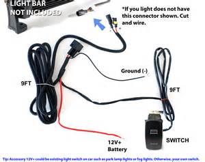 Led Light Bar Wiring Harness Diagram Diy Led Light Bar Wiring Harness Get Free Image About Wiring Diagram