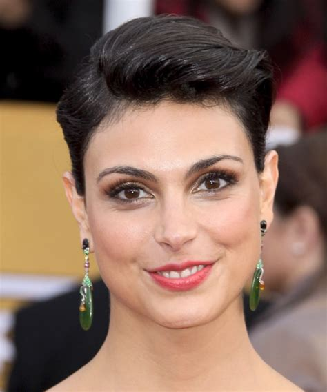 Morena Baccarin Hairstyles for 2018   Celebrity Hairstyles
