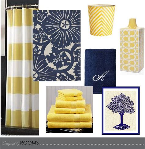 blue and yellow bathroom ideas 17 best ideas about yellow bathrooms on