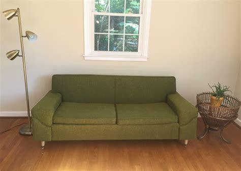 vintage mid century sofa mid century modern sofas at epoch