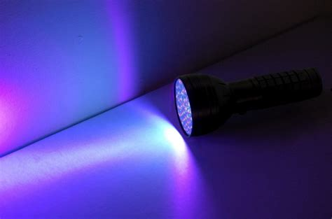 Uv Lights by Hqrp Professional 76 Led Ultra Violet Blacklight Uv