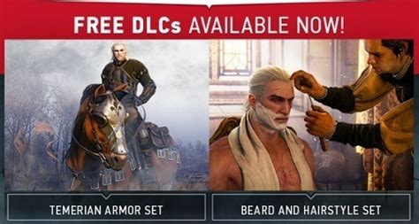 hairstyles and beards dlc the witcher 3 wild hunt guide to dlc locations weeks 1 4