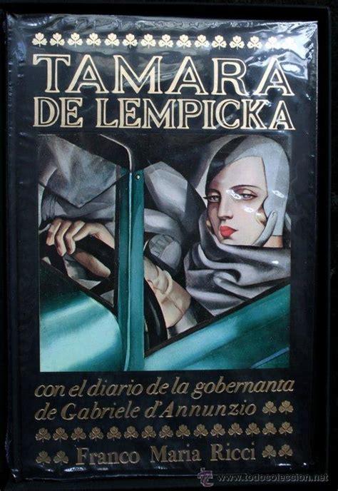 libro de lempicka tamara de lempicka franco maria ricci limi comprar libros de pintura en todocoleccion
