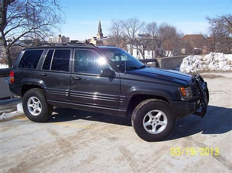 1998 Jeep Grand 5 9 Limited For Sale Find Used 1998 Jeep Grand 5 9 Limited Sport