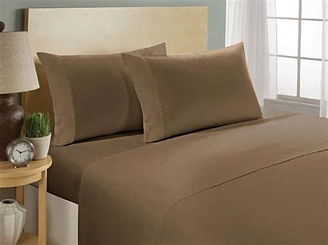 Upgrade Your Bedding With These Ultra Soft Bamboo Sheets The | ultra soft 1800 series bamboo bed sheets 4 piece set