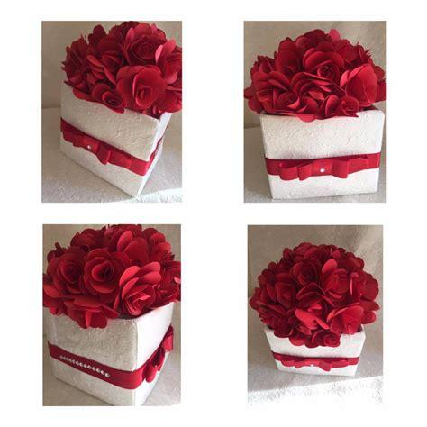 regalo fiori scatola regalo fiori feste idee regalo di creazioni