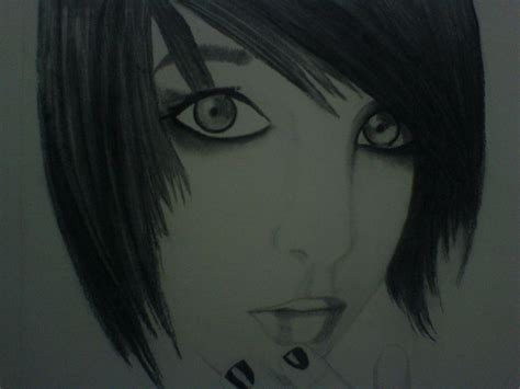 dibujos de emos tristes a lapiz dibujo a lapiz emos imagui