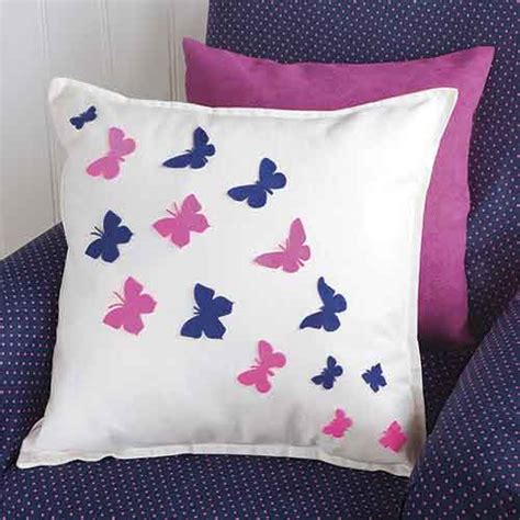 how to make a cushion cover with a die cutter