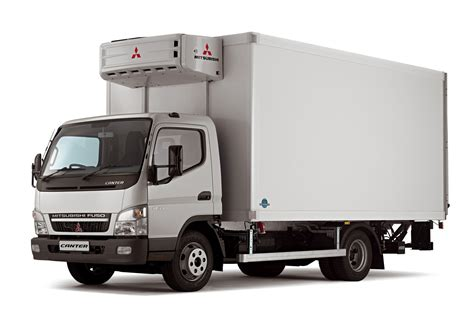 Mitsubishi Fuso Canter Technical Details History Photos