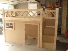 Building A Bunk Bed How To Build A Truck Bunk Bed Home Design Garden Architecture Magazine