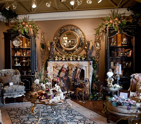 tuscan home decor store showroom dresses furniture for christmas hooker