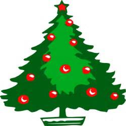 Christmas tree clip art free vector in open office drawing svg svg
