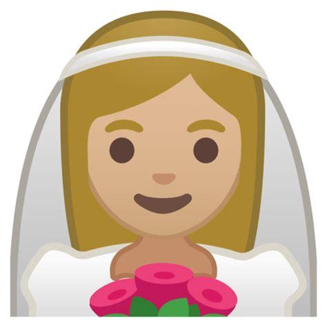 braut emoji sposa fototipo 3 emoji