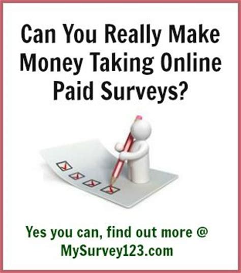 How Much Money Can You Really Make Taking Surveys Online - 17 best images about earn money online ideas on pinterest paid survey sites survey