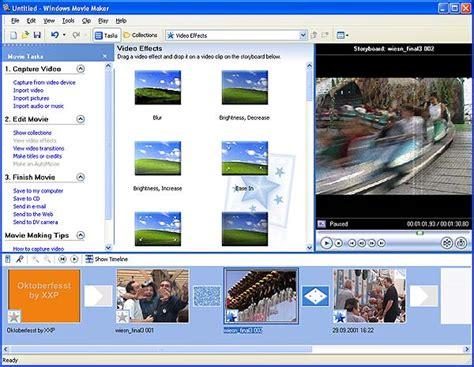 windows movie maker for windows xp full version windows movie maker letoltes hu download chip eu