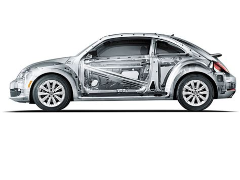 2016 vw beetle body structure boron extrication