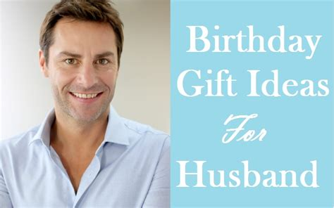 62 best suitable birthday gifts for husband birthday inspire