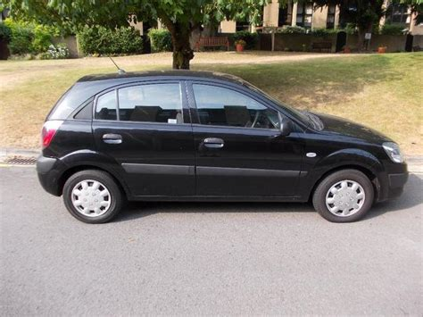 Used Kia Hatchback For Sale Used Kia 2009 Petrol 1 4 1 5dr Hatchback Black Edition