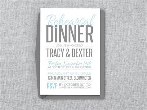 Muster Einladung Dinner L 228 Ssig Rehearsal Dinner Einladung Diy Bearbeitbaren Lashepherd