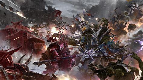gundam conquest wallpaper eternal crusade concept art massive battle by ukitakumuki