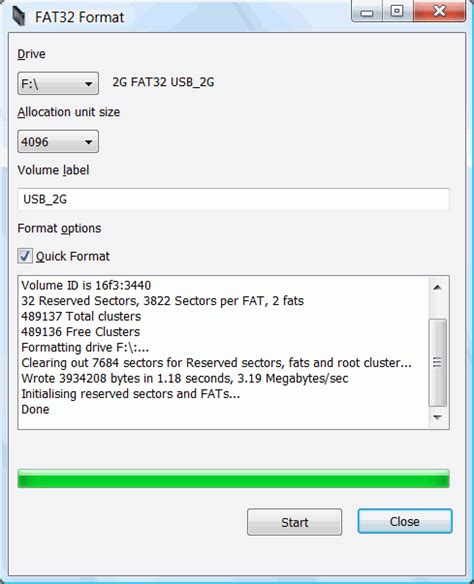 format fat32 tool windows 7 format fat32 drives beyond 32gb limit techrepublic