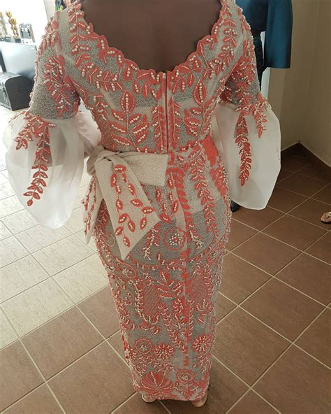 elegant lace iro and buba styles 1 666 likes 17 comments deola sagoe deola by