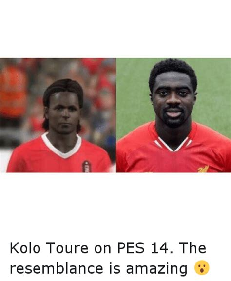 Kolo Toure Memes - 25 best memes about amazing soccer and sports amazing