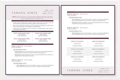 cv template docx modern resume templates docx to make recruiters awe