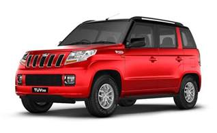 mahindra new car price mahindra tuv300 price in india gst rates images