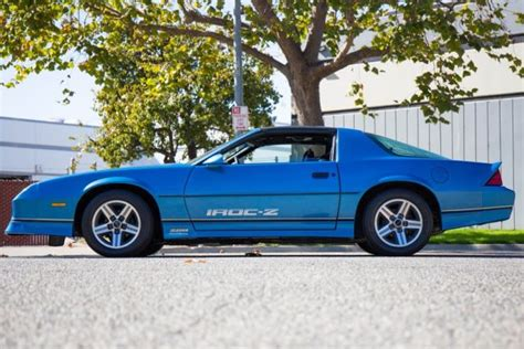 automobile air conditioning repair 1985 chevrolet camaro windshield wipe control 1985 chevrolet iroc camaro blue chevy iroc z very firstbuilt at norwood for sale in hayward