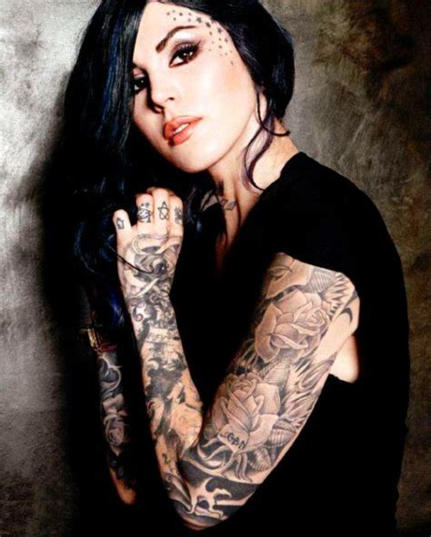 tattoo images kat von d kat von d goes vegan girliegirl army