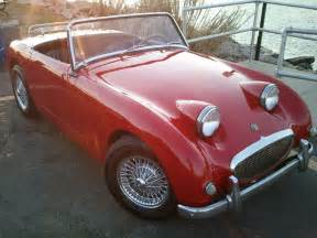 Healey Bugeye For Sale 1961 Healey Bugeye Sprite For Sale Named Abby