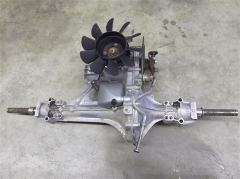 hydrostatic transmission craftsman lt1000 hydrostatic transmission ebay