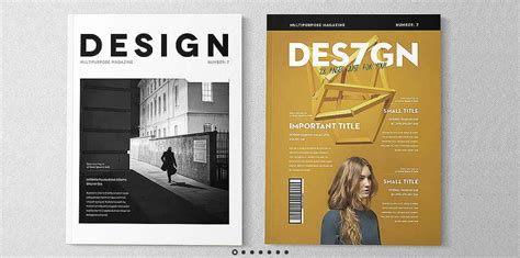 top 5 free indesign template resources creative studios