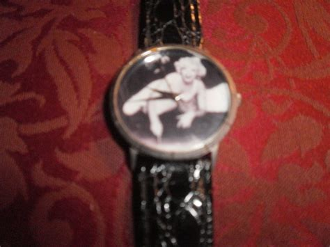 marilyn monroe watch vintage marilyn monroe wrist watch collectors weekly