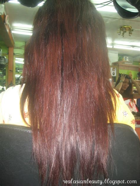 Types Of Hair Rebonding by Real Asian All About Hair Rebonding