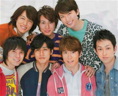kanjani8 members kanjani8 new single 365 nichi kazoku japan japanese pop