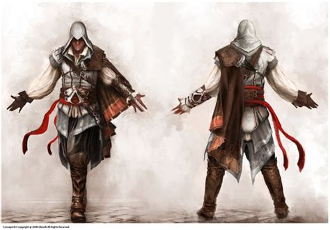 Research Character Concept Art Bonnie Simpson Assassins Creed Designs