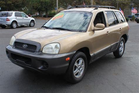2004 Hyundai Santa Fe Gls Reviews Hyundai Santa Fe 2004 Brentwood Mitula Cars