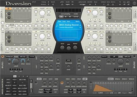 sound bank knobversion sound bank for diversion