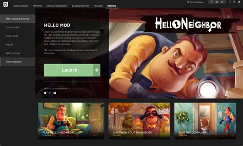 make mod game hello neighbor modding guide tutorial mod db