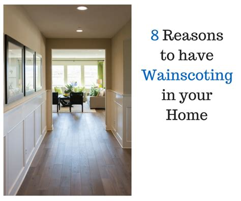 8 Reasons Not To Hit Your by 8 Reasons Why Wainscoting Is A Comebacktradesmen Ie