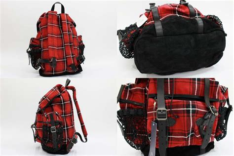 Backpack Porter Authentic authentic porter x swg black platinum collaboration backpack swgbg 237 ebay