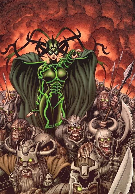 thor ragnarok who is hela in the comics hollywood reporter valkyrie hela skurge and the grandmaster confirmed for