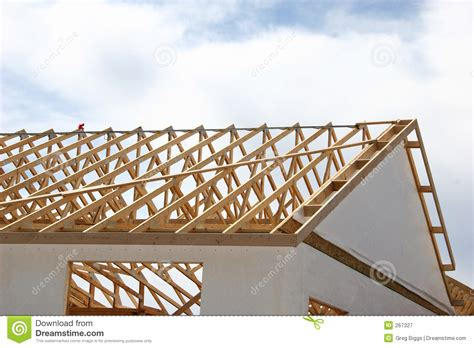 framing a house framing a house royalty free stock photography image 267327